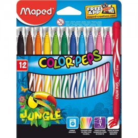 "Maped Color ""Peps Jungle"" filctoll"