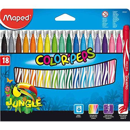 Maped Colorpeps Jungle